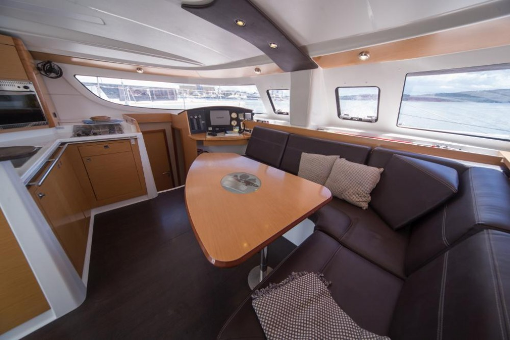 Fountaine Pajot Lipari 41 Evolution between personal and professional Traù