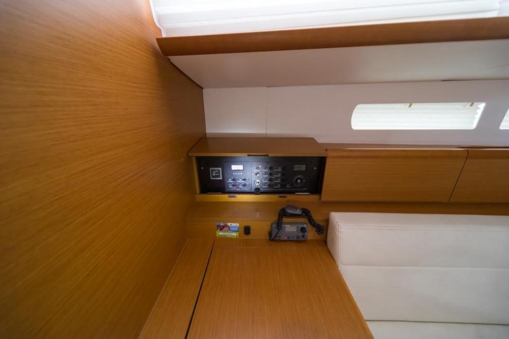 Boat rental Jeanneau Sun Odyssey 509 in Trogir on Samboat
