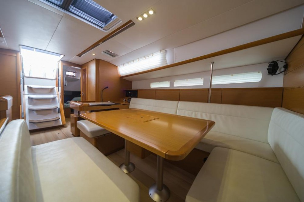 Rental Sailboat in Trogir - Jeanneau Sun Odyssey 509