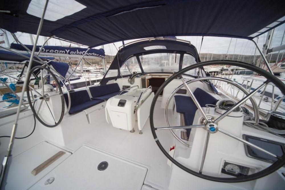 Rent a Jeanneau Sun Odyssey 509 Trogir