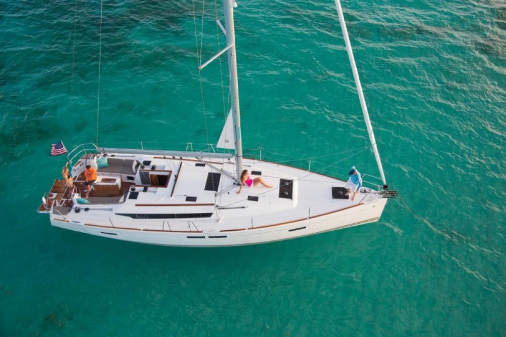 Boat rental Jeanneau Sun Odyssey 469 in Šibenik on Samboat