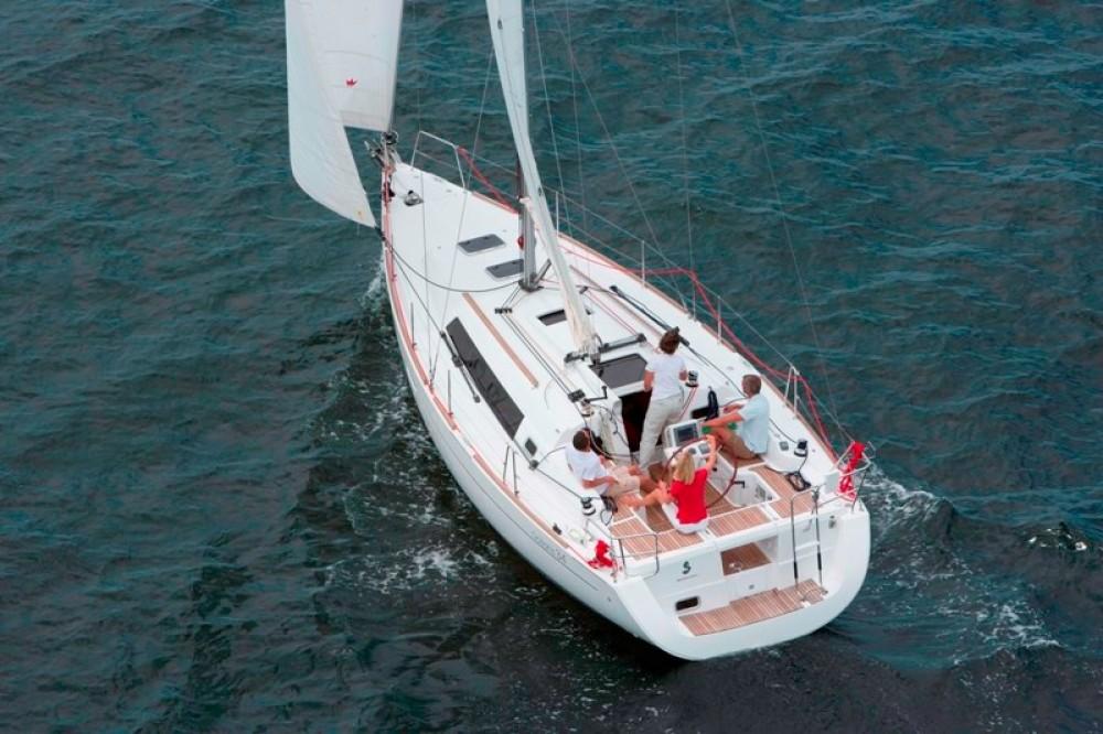 Rental yacht Šibenik - Bénéteau Oceanis 34 on SamBoat