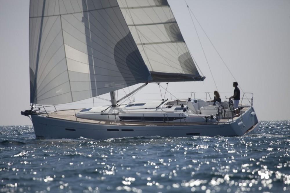 Rental Sailboat in Šibenik - Jeanneau Sun Odyssey 409
