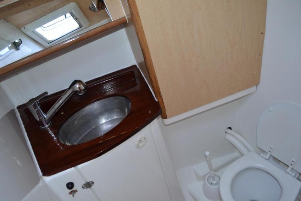 Rental Sailboat in Šibenik - Poncin Yachts Harmony 52
