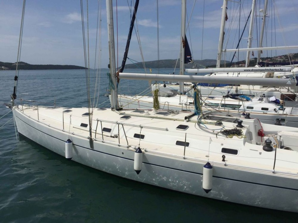 Rent a Poncin Yachts Harmony 52 Dubrovnik