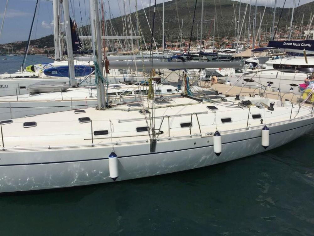 Rental Sailboat in Dubrovnik - Poncin Yachts Harmony 52