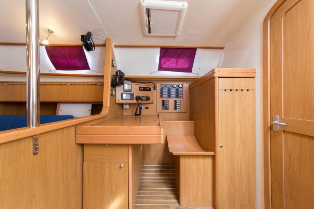 Poncin Yachts Harmony 52 between personal and professional Šibenik