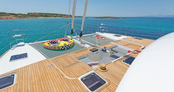 Boat rental Šibenik cheap Lagoon 560
