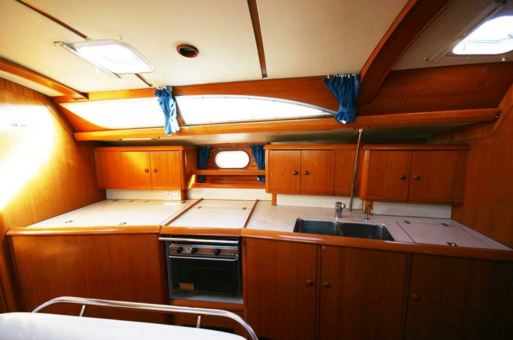 Jeanneau Sun Odyssey 45.2 between personal and professional Sardinia