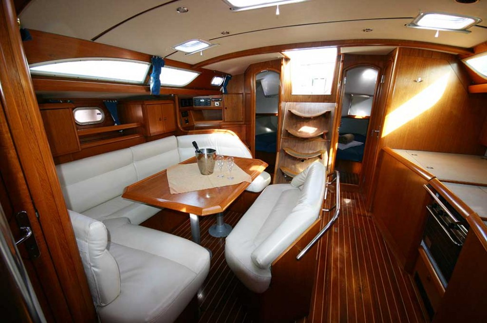 Boat rental Jeanneau Sun Odyssey 45.2 in Sardinia on Samboat