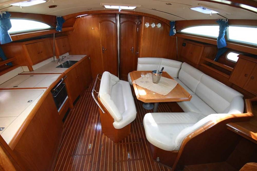 Boat rental Sardinia cheap Sun Odyssey 45.2