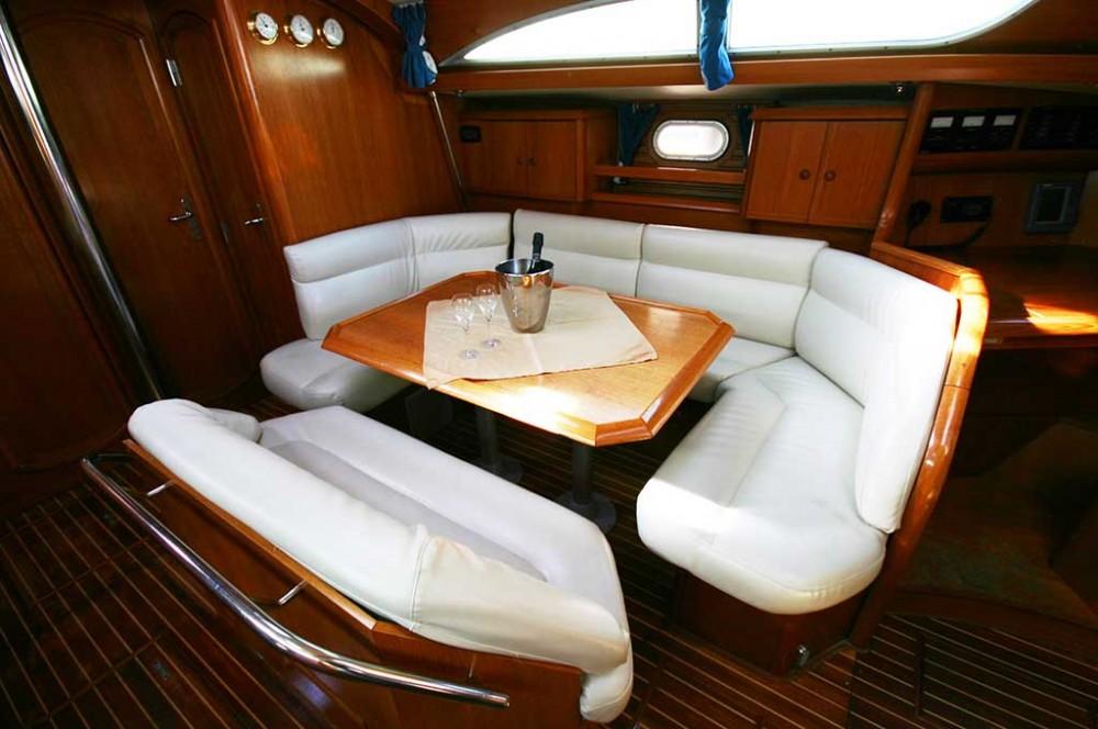 Rental yacht Sardinia - Jeanneau Sun Odyssey 45.2 on SamBoat