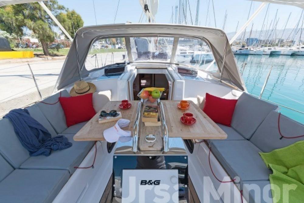 Rental Sailboat in Athens - Hanse Hanse 345