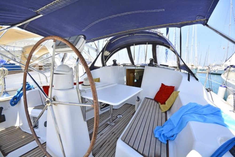 Rent a  Sun Odyssey 36i Peloponnese, West Greece and Ionian Sea