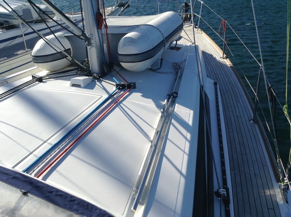 Boat rental Bénéteau Oceanis 41 in  on Samboat