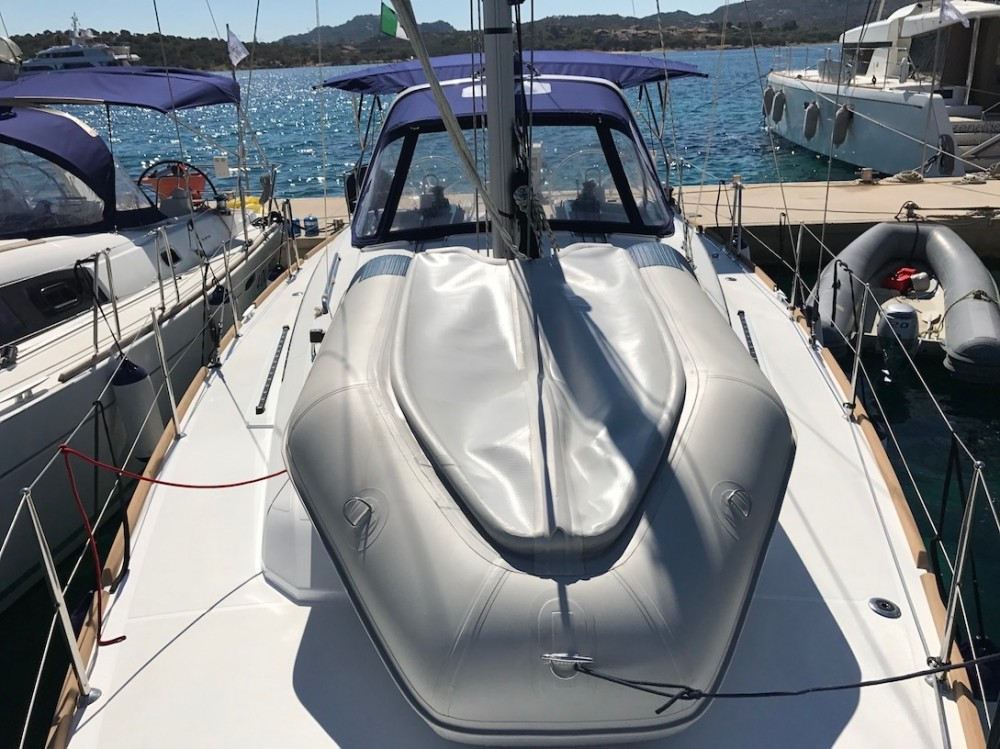 Boat rental Rosignano Marittimo cheap Oceanis 38.1