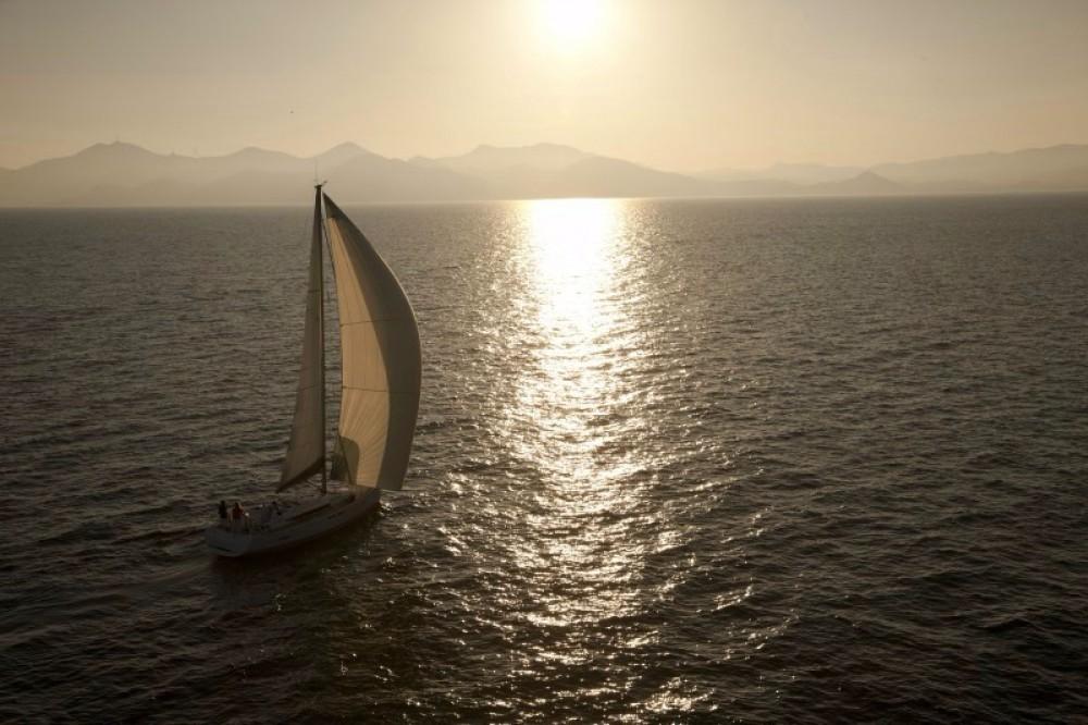 Boat rental Aegean cheap Sun Odyssey 409