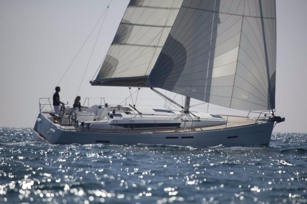 Boat rental Jeanneau Sun Odyssey 409 in Aegean on Samboat