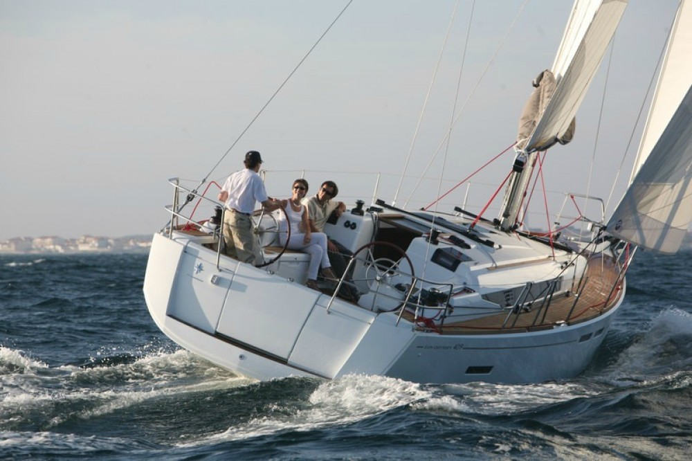 Hire Sailboat with or without skipper Jeanneau Aegean