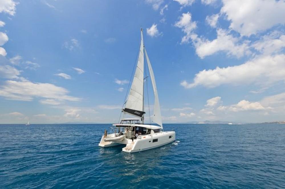 Rent a Lagoon Catamaran Lagoon 42 Laurium