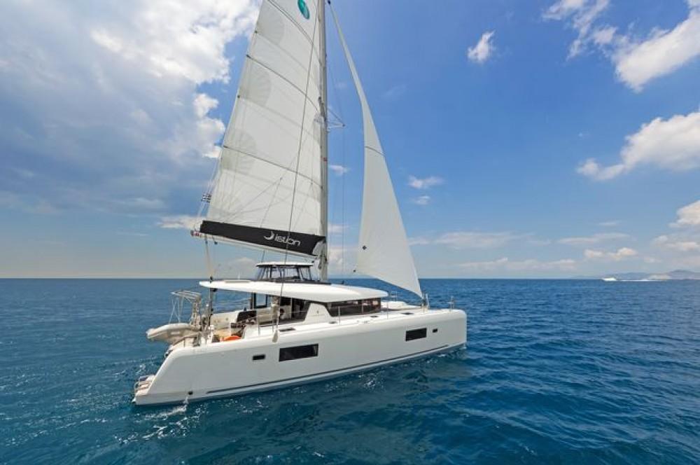 Rental yacht Laurium - Lagoon Catamaran Lagoon 42 on SamBoat