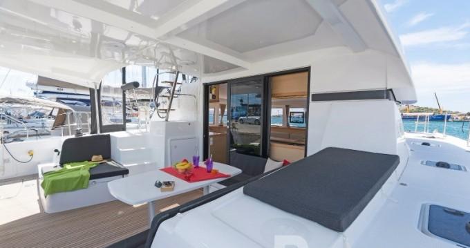 Boat rental Λαύριο cheap Lagoon 42