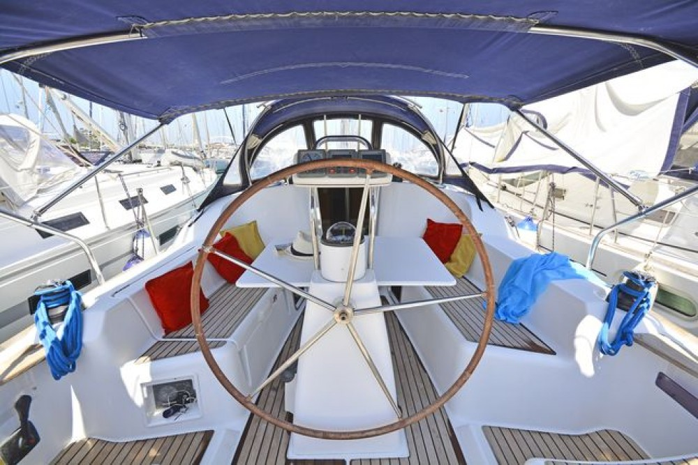 Boat rental Peloponnese, West Greece and Ionian Sea cheap Sun Odyssey 36i
