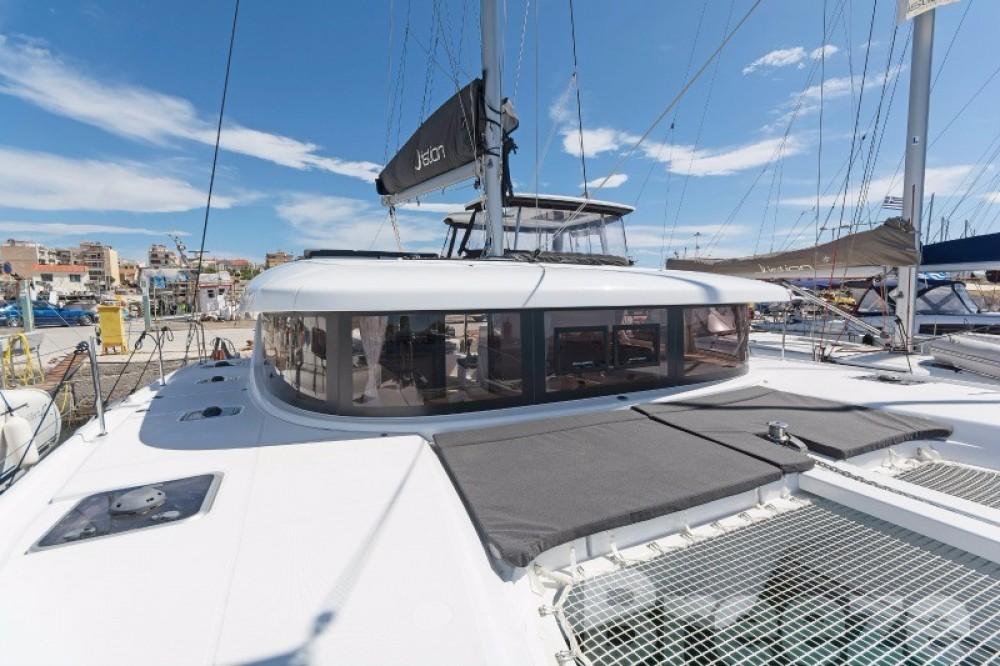 Hire Catamaran with or without skipper Lagoon Catamaran Laurium