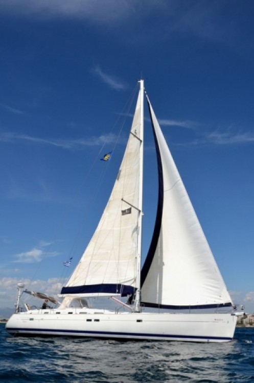 Rental yacht Peloponnese, West Greece and Ionian Sea -  Oceanis 523 on SamBoat