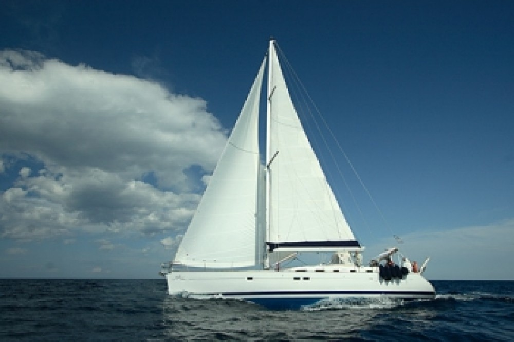 Hire Sailboat with or without skipper  Peloponnese, West Greece and Ionian Sea