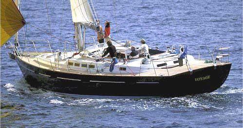 Rental yacht Athens - Bénéteau Beneteau 57 on SamBoat