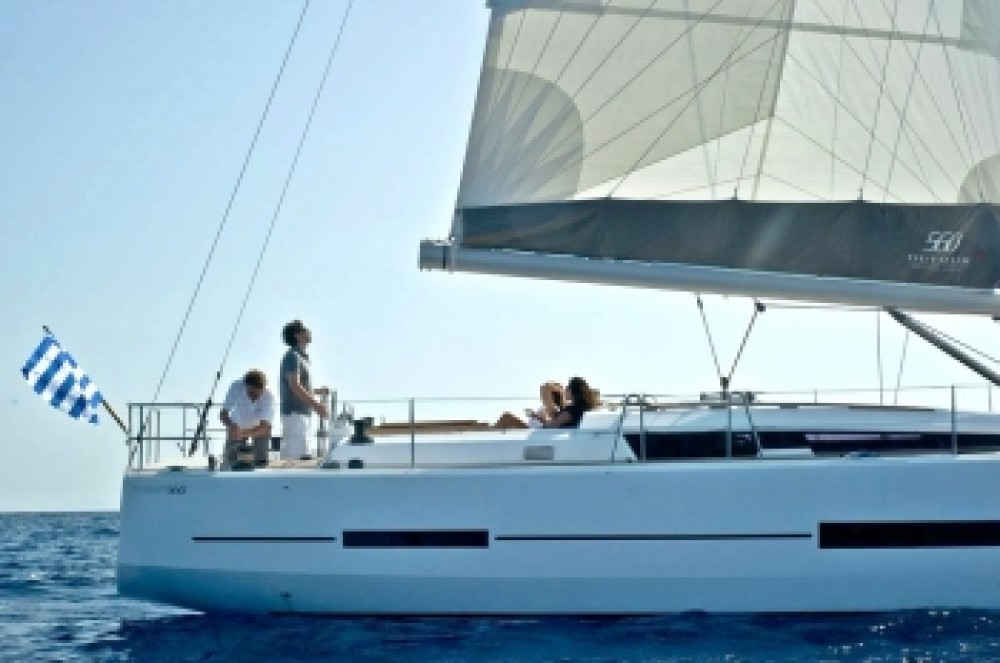 Rent a Dufour 560 Grand Large Dufour 560 Grand Large Athens