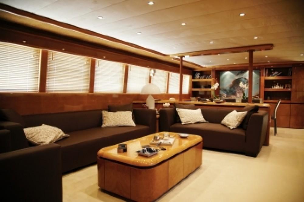 Rental Motor boat in Athens -  Bugari 100