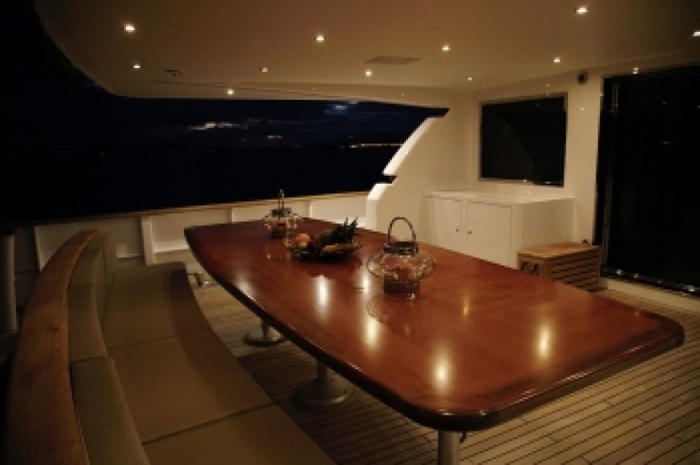Boat rental  Bugari 100 in Athens on Samboat