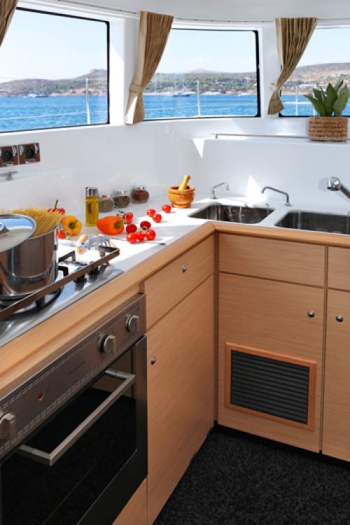 Rental yacht Athens - Lagoon Lagoon 500 on SamBoat