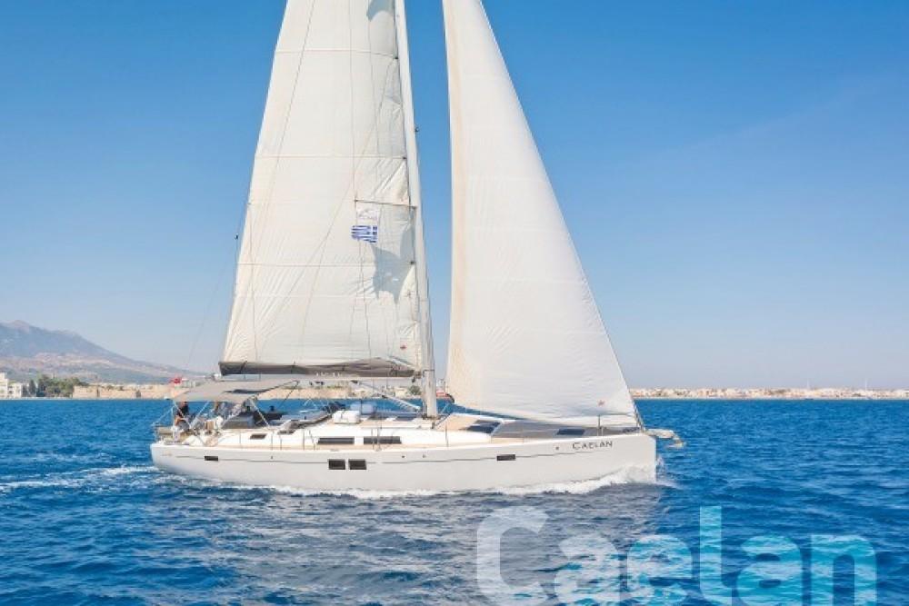 Boat rental Cos cheap Hanse 505