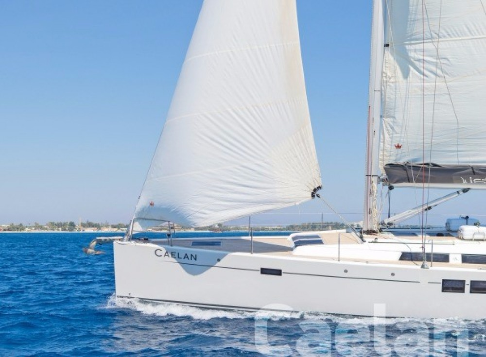Hanse 505 between personal and professional Cos