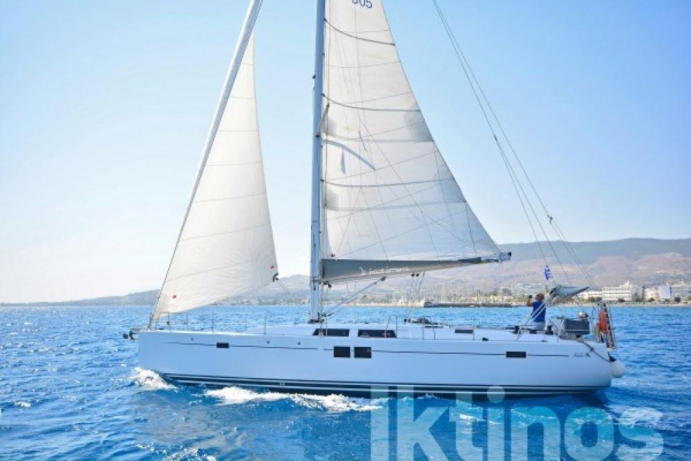 Rental Sailboat in Volos -  Hanse 505