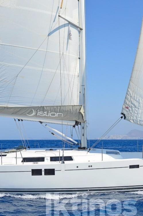 Rental yacht Volos -  Hanse 505 on SamBoat