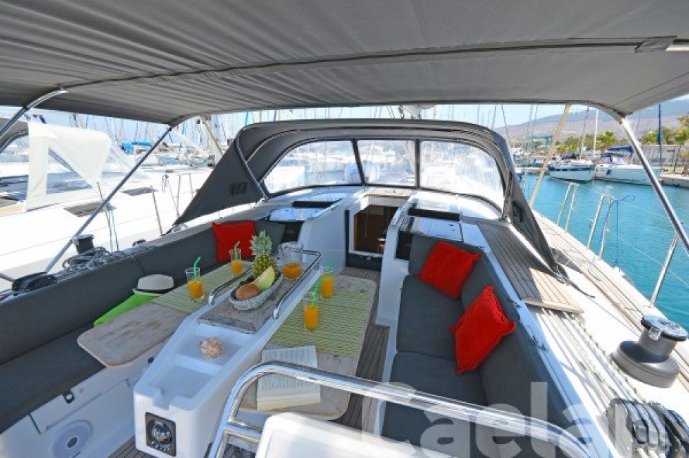 Rental yacht Cos -  Hanse 505 on SamBoat