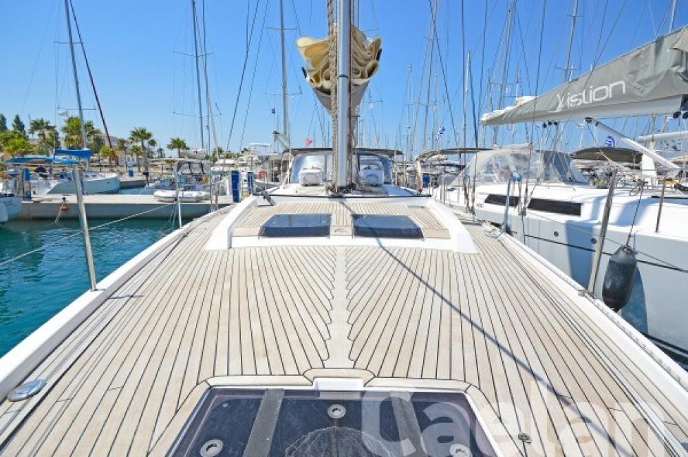Boat rental  Hanse 505 in Cos on Samboat