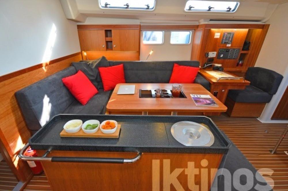 Boat rental  Hanse 505 in Volos on Samboat