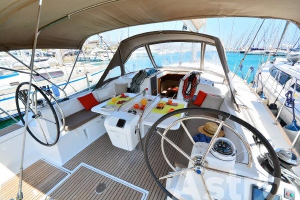 Boat rental Jeanneau Sun Odyssey 509 in Peloponnese, Western Greece and the Ionian on Samboat