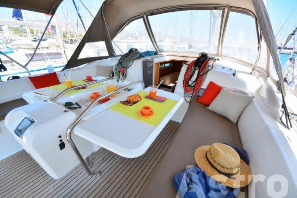Rental yacht Peloponnese, Western Greece and the Ionian - Jeanneau Sun Odyssey 509 on SamBoat