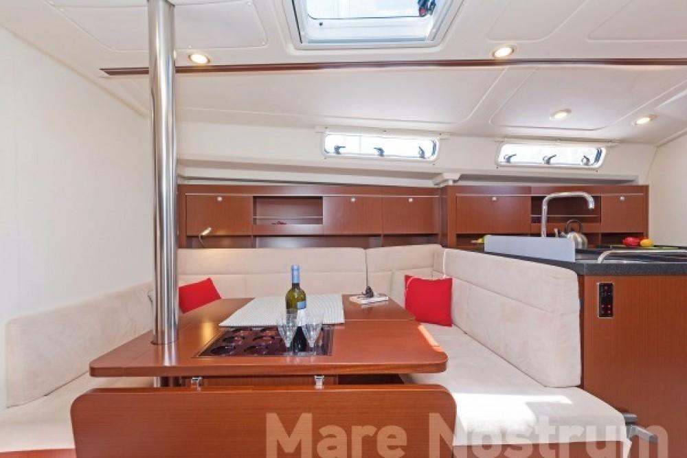 Rental Sailboat in Βόλος -  Hanse 385