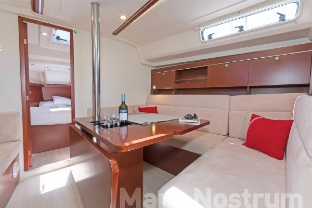 Boat rental Βόλος cheap Hanse 385