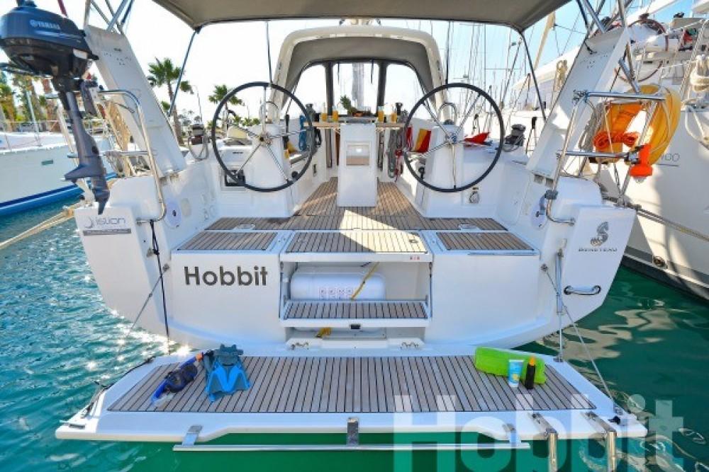 Boat rental Municipality of Kos cheap Oceanis 35