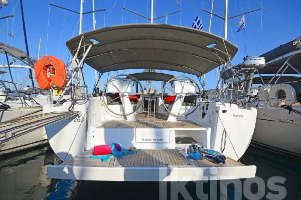 Boat rental Volos cheap Hanse 505
