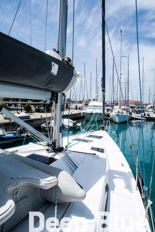 Rental yacht  - Hanse Hanse 415 on SamBoat