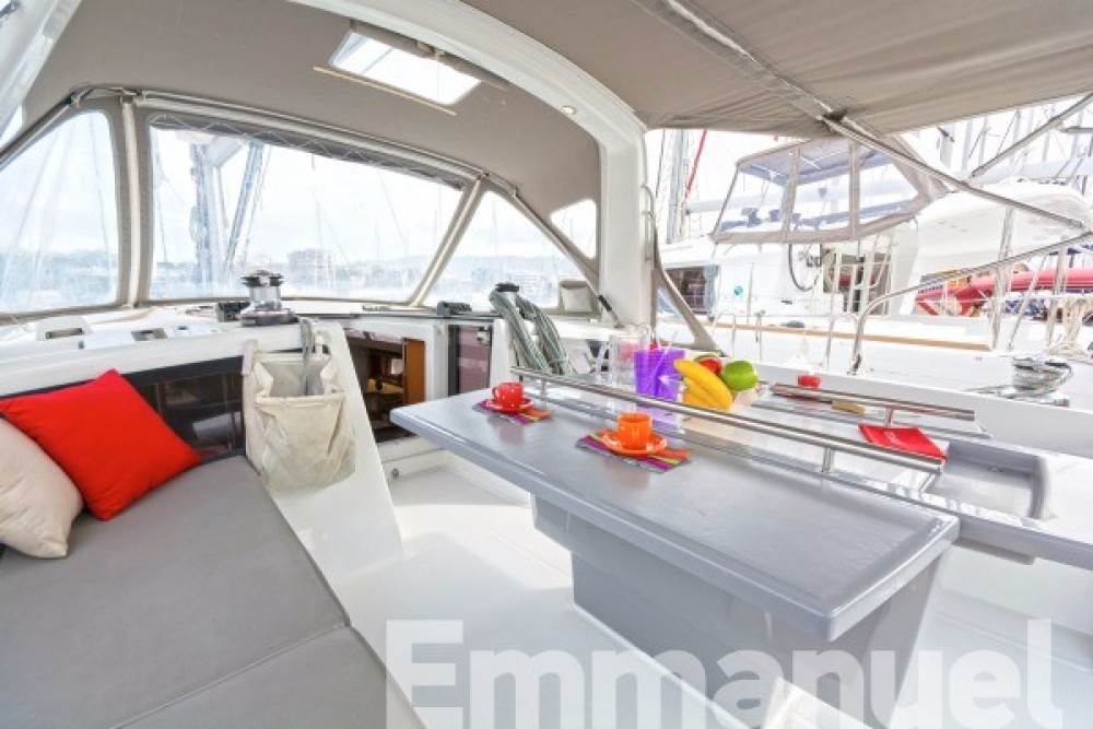 Rental yacht Athens - Bénéteau Oceanis 48 on SamBoat
